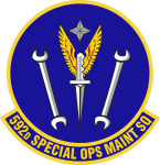 592nd Special Operations Maintenance Squadron