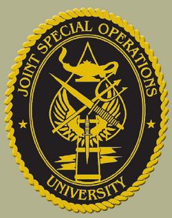 Logo, JSOU, Joint Special Operations University