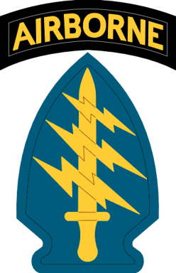 Logo, USASOC, US Army Special Operations Command, US, Special Forces (2)