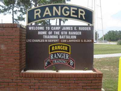 US Army Ranger, 6RTB, James E. Rudder (1)