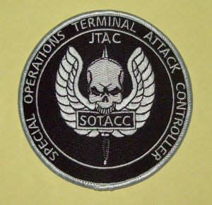 AFSOC, Special Operations Terminal Attack Controller, JTAC