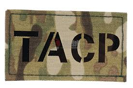 US Air Force, AFSOC, TACP Badge
