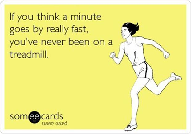Minute & Treadmill