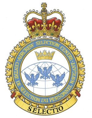 Canadian Forces Aircrew Selection Centre, CFASC