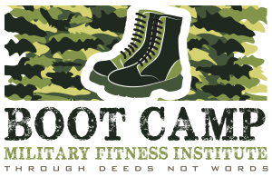 Logo, Boot Camp & Military Fitness Institute, New, 2016 (2)