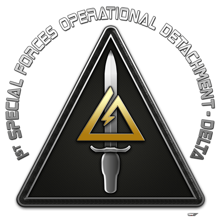1st Special Forces Operational Detachment-Delta (1st SFOD-D