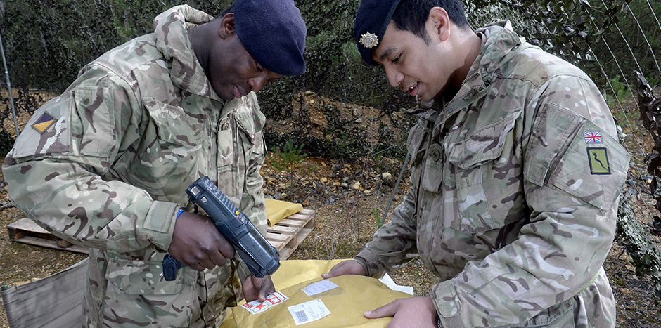 What Is The British Forces Post Office Bfpo Boot Camp