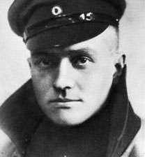 Baron von Ricthofen, Manfred, World War I, WWI, Fighter Pilot (1)