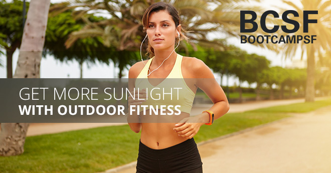 Get More Sunlight With Outdoor Fitness blog post