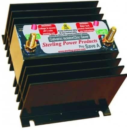 Beispiel für einen galvanischen Isolator von Sterling