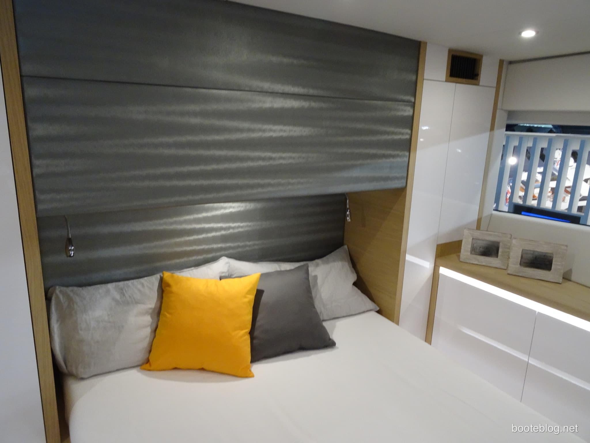 ... Großes Bett In Der Eignerkabine