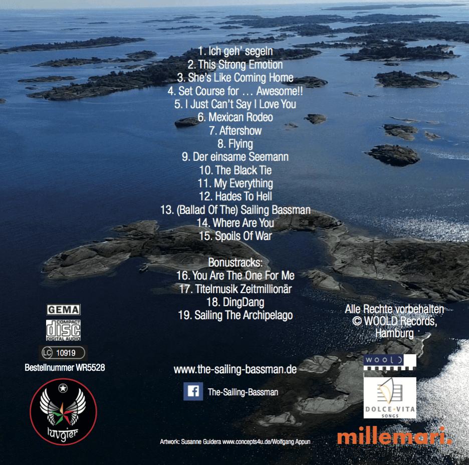CD Zeitmillionär Trackliste