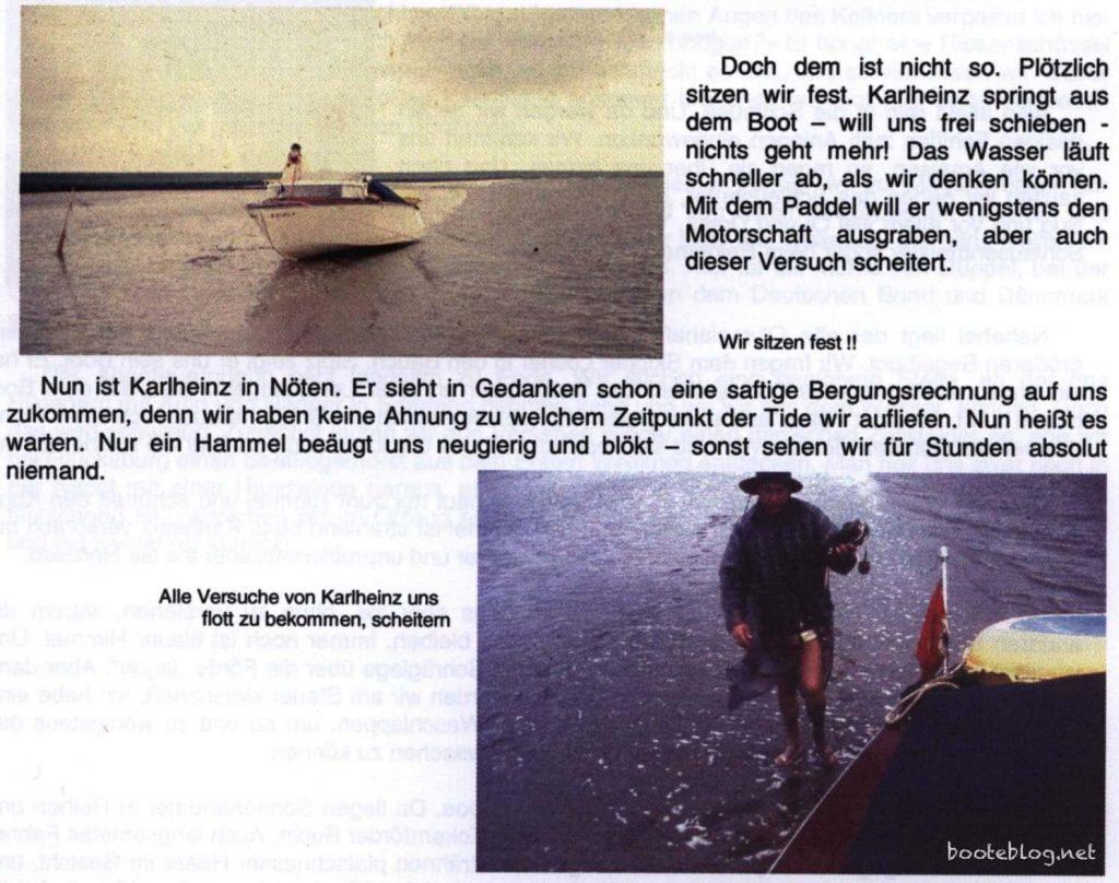 "Auszug aus ""Hinter jedem Meer ist Land, Teil 1."""