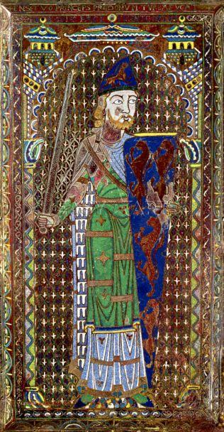 Geoffrey V - Plantagenet - Count of Anjou - Consort of England