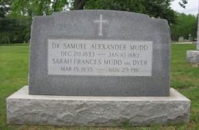 Modern Mudd Grave