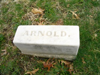 Arnold Grave