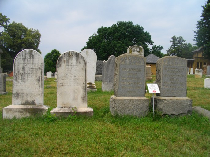 Herold family plot