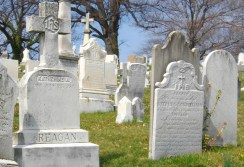 John Surratt grave 2