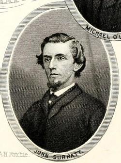 John Surratt Pitman