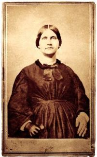 Mary Surratt's CDV 1