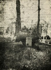 Mary Surratt's Former Grave Site