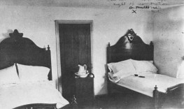 Booth's Bed