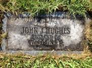 John J Hughes Grave