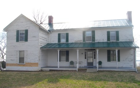 Jones' House on the Bluff 1