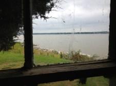 Inside Hughes Booth Cabin 4