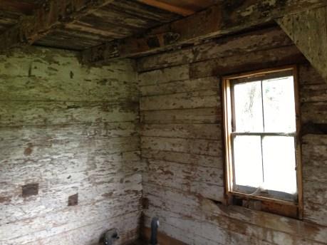Inside Hughes Booth Cabin 5