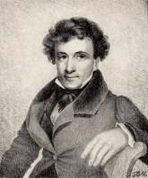 Junius Brutus Booth circa 1817