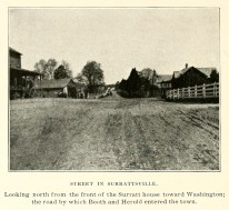 Street in Surrattsville Oldroyd 1901