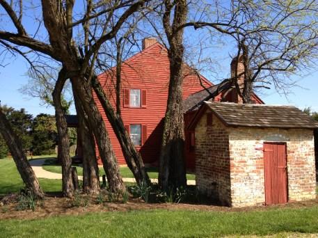 Surratt House Exterior 1
