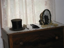 Surratt Mary's bedroom dresser