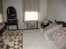 Surratt Mary's bedroom