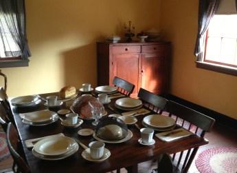 Surratt public dining room