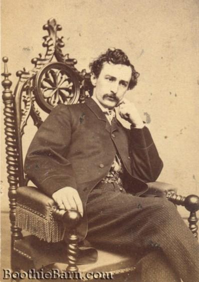 John Wilkes Booth Gutman 28