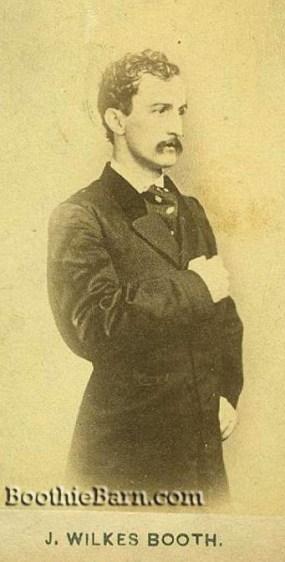 John Wilkes Booth Gutman 29