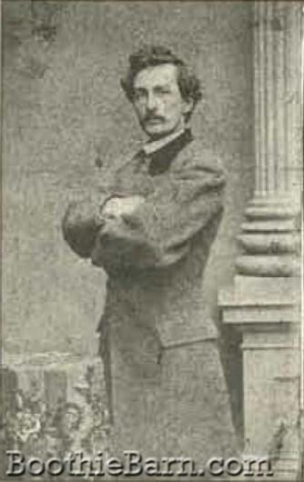 John Wilkes Booth NonGutman 2