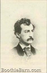 John Wilkes Booth NonGutman 3
