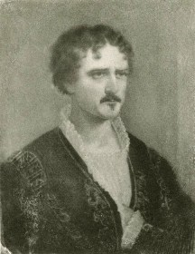 JBB as Hamlet Folger