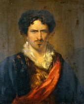 JBB as Sir Edward Mortimer Smithsonian