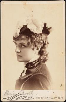 Marion Booth NYC Museum