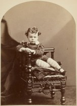 Sydney Barton Booth Harvard 1872
