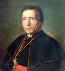 James Cardinal Gibbons by Carl Bersch