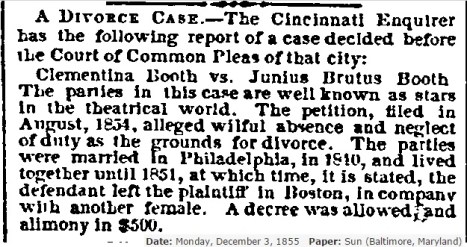 JBB Jr Pays Alimony 1855