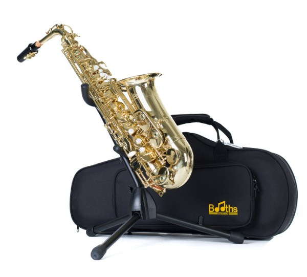 Booths Music Saxophones