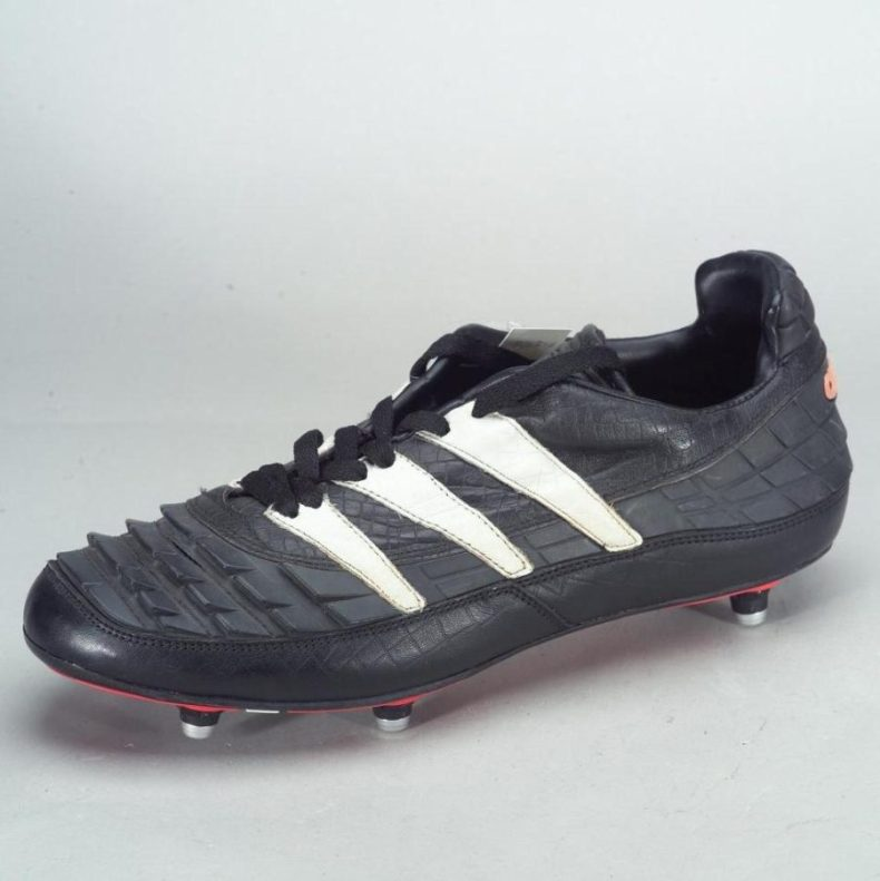 The original adidas Predator from 1994.
