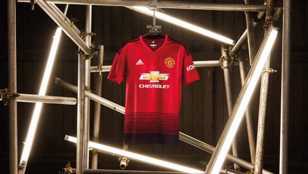Manchester United Home Jersey 201819