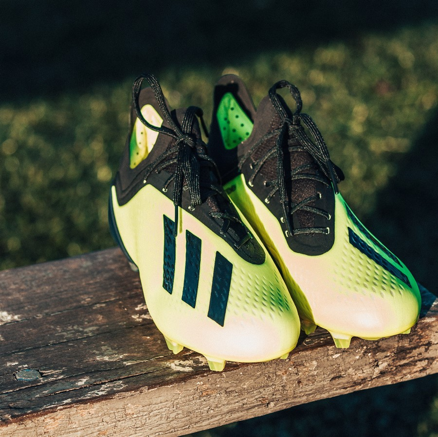 Review: adidas X18.1